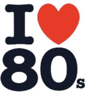 nostalgia anos 80